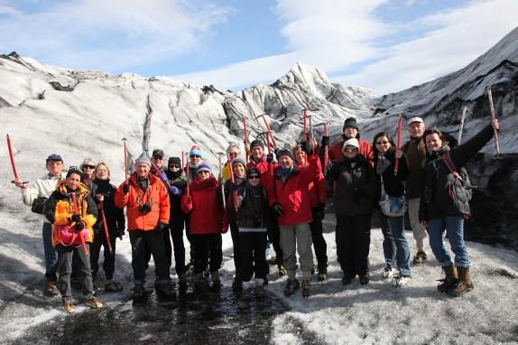 Avec l'Association française d'astronomie, Islande 2013, à la poursuite des aurores boréales