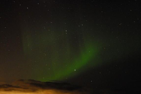 A la poursuite des aurores boréales, Islande 2013