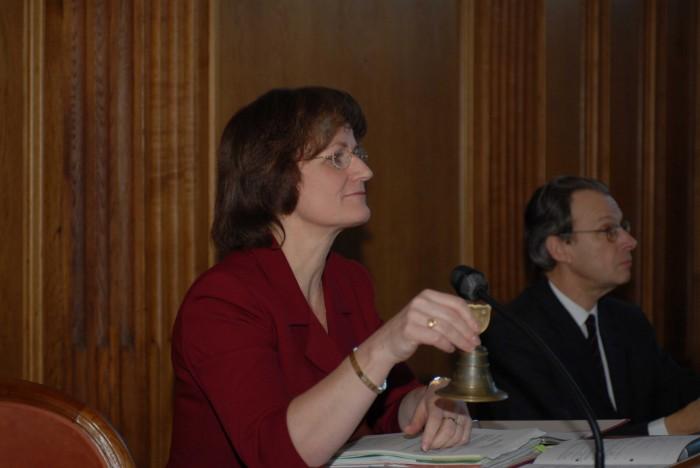Présidence du Grand Conseil 2006 - 2007