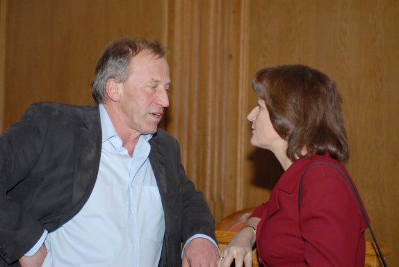 Session de mai 2007 Fernand Cuche, conseiller d'Etat 2005 - 2009